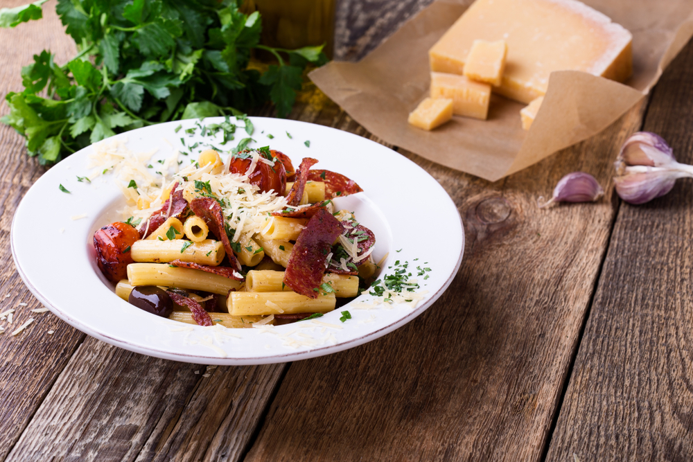 Give Your Meals An Italian Twist With Rigatoni Recipes
