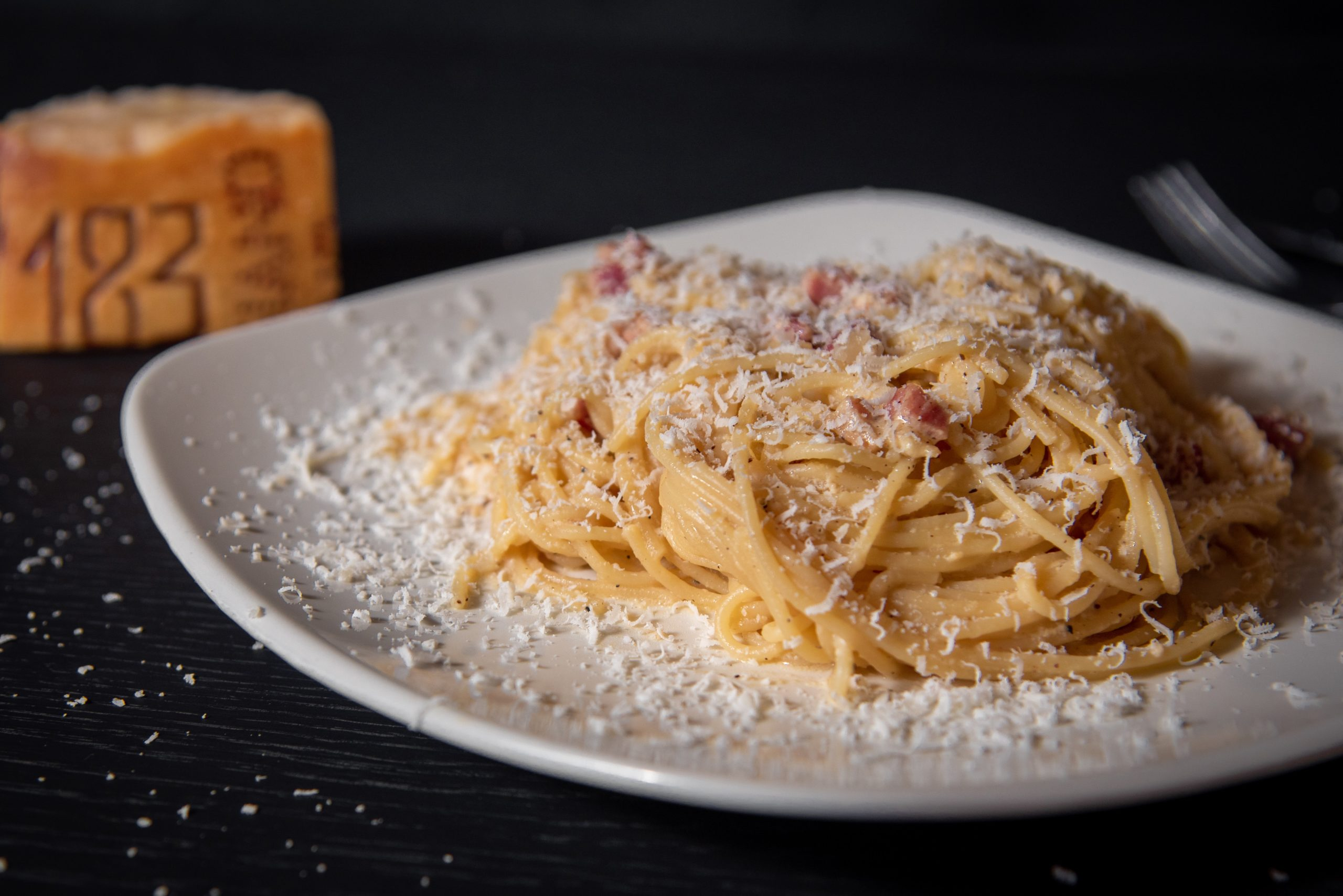 Learn A Little More About Carbonara - Pasta And Cheese Recipe